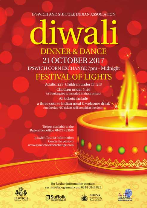Diwali Celebration 2017 Flyer-1